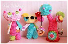 """""""Связано по идее @vendulkamcrochet  #handmade #crochet #вязание_крючком…"""