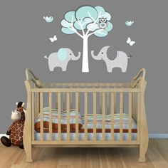 Hey, I found this really awesome Etsy listing at http://www.etsy.com/listing/157224897/repositionable-elephant-tree-decal-wall