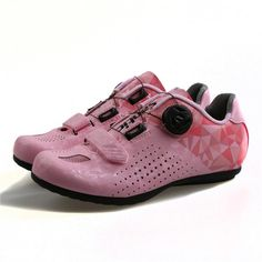 Santic Athena Pink Women Road MTB Cycling Shoes Bike Cleats not Compat – Santicireland.ie