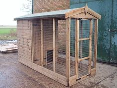 Apex Dog Kennel and Run - From £325 | eBay