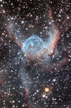 NGC 2359 | Mt. Lemmon SkyCenter