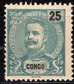 1898 King Carlos I.