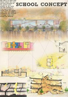 Habban (iv) - School Concept Sketches