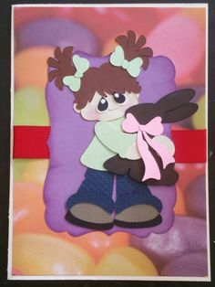 Card made using Treasure Box Designs