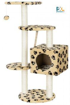 Obdarujte svého domácího mazlíčka skutečným kočičím rájem. Může si na něm skvěle odpočinout, protáhnout a hrát se, procvičit a naostřit si své drápky. Sisalovým vláknem omotaný škrábací strom a visící provázky se postarají o dostatek podnětů pro zábavu vašeho čtyřnohého společníka. Toilet Paper, Towel, Toilet Paper Roll