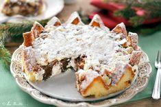 Sbriciolata+di+pandoro+con+crema+chantilly+e+nutella