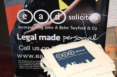 EAD Solicitors sponsor Liverpool Fashion week