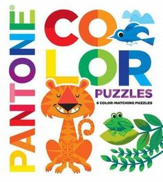 In this fourth PANTONE offering for the preschool set, children learn to match shades of each of the six basic colors in a self-correcting format. Each spread focuses on variations of a single color c