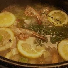 Dad's Homemade Shrimp Stock Allrecipes.com