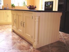 Traditional Shake Painted Kitchen