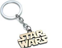 STAR WARS Letter Logo Key Chain