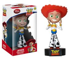 Disney Toy Story Jesse Talking Wacky Wobbler