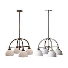 Feiss® Perry 4-Light Kitchen Chandelier - BedBathandBeyond.com