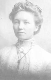 Ella Call Cook (1884-1980).