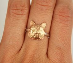 Love Cats Ring