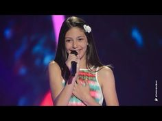Alexa gave a fiery performance of Alicia Keys' smash hit. Go to www.thevoicekids.com.au for more news, videos and backstage galleries.