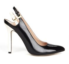 Sole Society Reanna, $59.95  This are perfect pumps for me! I cant wear pumps because I have a narrow heel and thus the back tends to bury inside the top of my heel and hurt me.