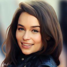 Worktime : 7 hoursModel : Emilia Clarke