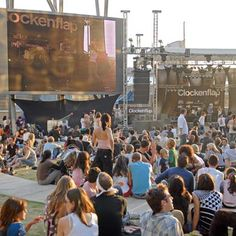 """Clockenflap Festival 2016 Clockenflap Music and Arts Festival, commonly abbreviated to """"Clockenflap"""", is an annual music and arts festival held in Hong Kong. It incorporates international, regional and local live music, film,... #Event #Music #ClockenflapFestival #Festival #Tour #Backpackers #Tickets #Entertainment"""