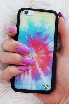 Wildflower Rainbow Love iPhone 6/6S Case