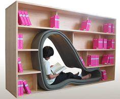 20 Awesome Creative Bookshelves