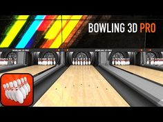 Bowling 3D Pro - Official iPhone, iPad & Android Gameplay Video - YouTube Bowling Ball, Sports Games, Itunes, Ipad, Android, Iphone, Youtube, Sports, Youtube Movies