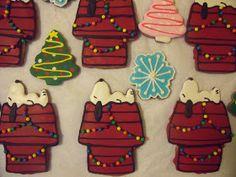 Pink Apron Baker: A Charlie Brown Christmas Sugar Cookies