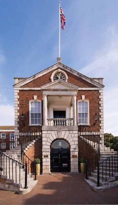Poole Guildhall, Poole, Dorset, England, August 2013 The 1761 Guildhall (above) is one of Poole Old Town's loveliest buildings Dorset England, England Uk, Dorset Travel, Dorset Wedding Photographer, Dorset Coast, Jurassic Coast, Bournemouth, Close To Home, Property For Rent
