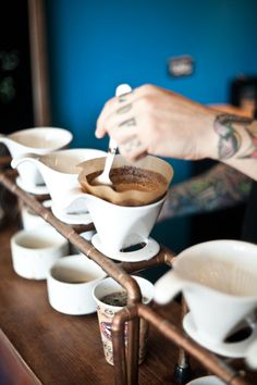 Meet Chicago's Coolest Baristas