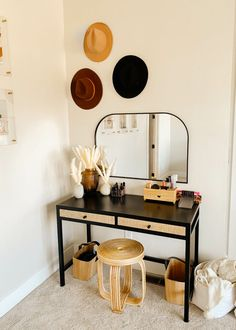 Vanity Set up – Scandinavian Modern Look