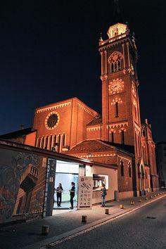 I luoghi di MITO per la Città: Teatro Araldo, #Torino.  Per saperne di più: http://www.mitoperlacitta.it/?location=teatro-araldo