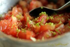 Rougail tomates combava