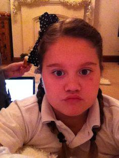 Me before school