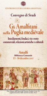 Italia Medievale: Gli Amalfitani nella Puglia medievale