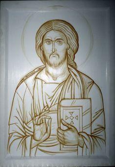 Religious Images, Religious Icons, Religious Art, Byzantine Icons, Byzantine Art, Writing Icon, History Icon, Paint Icon, Jesus Christus
