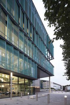 Galeria de Novo Edifício da Ciência / Sheppard Robson - 9