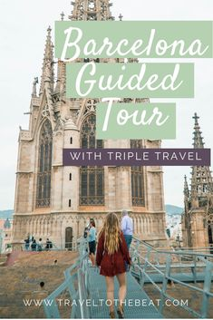 If it's your first time in Barcelona, I suggest doing a private tour! We loved our experience with Triple Travel, and will book with them anytime we find ourselves in city rich in history. Top Europe Destinations, Places In Europe, Group Travel, Us Travel, Barcelona Guide, Barcelona Spain, Beautiful Places To Visit, Cool Places To Visit, Spain Travel Guide