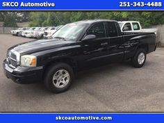 2007 Dodge DAKOTA SLT $8950 http://www.CARSINMOBILE.NET/inventory/view/9467577