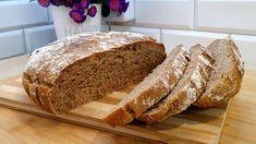 Nach diesem Rezept kaufen Sie kein Brot mehr, sondern machen Brot mit Ihren eigenen. Brot backen. - YouTube Quick Bread, How To Make Bread, Bread Recipes, Cooking Recipes, Whole Wheat Bread, Bread Baking, Dessert, Scones, Sweet Recipes