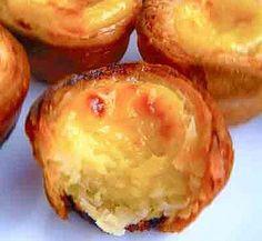 Pasteis de Nata Recipe