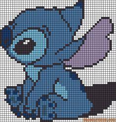 Alpha Friendship Bracelet Pattern #9824 - BraceletBook.com
