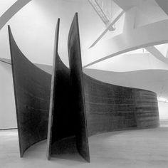 """Double Torqued Ellipse"" Richard Serra 2003-2004"