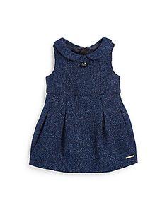 Little Marc Jacobs Infant's Tweed Dress