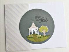 Summer The Day The Lord Has Made Card by Heather Nichols for Papertrey Ink (November 2015)
