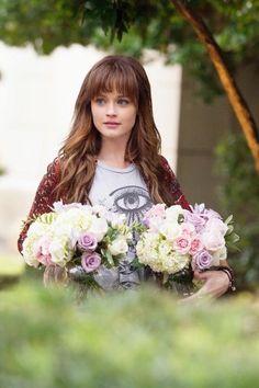 She's so pretty.