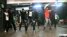 Infinite - BTD / Before the Dawn (dance practice) DVhd