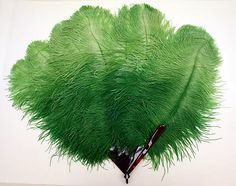 Fan Date: ca. 1924 Culture: American (probably) Medium: ostrich feathers 1920s Glamour, Glamour Party, 1920s Outfits, Vintage Outfits, Vintage Fashion, 1920s Vintage Dresses, Hand Held Fan, Hand Fans, Fan Tattoo