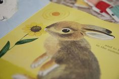 Richard Scarry Rabbit by transientart