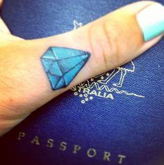 Diamond tattoo Tattoos and piercings Piercing Tattoo, I Tattoo, Cool Tattoos, Mother Daughter Tattoos, Tattoos For Daughters, Good Tattoo Quotes, Diamond Tattoos, Peircings, Picture Tattoos
