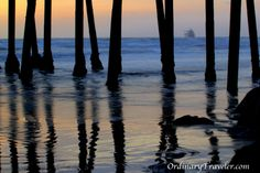 Oceanside, California, USA ~ A quaint and picturesque weekend runaway, on the coast between LA & San Diego. Have friends who show us the local haunts.